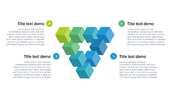 Triangle free PowerPoint template