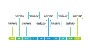 PowerPoint Timeline Template 2