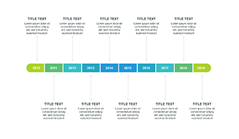 PowerPoint Timeline Template 3