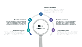 SEO analysis infographic PPT step 5