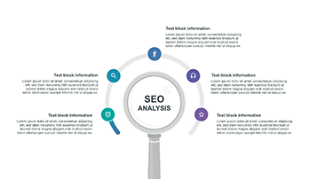 SEO analysis infographic PPT step 6