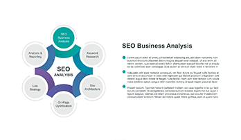 SEO analysis structure ppt