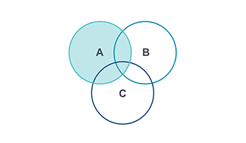 Venn Diagram PPT type 1