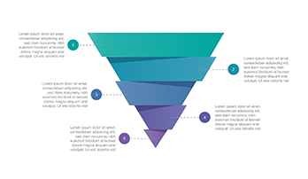 PowerPoint Funnel Template