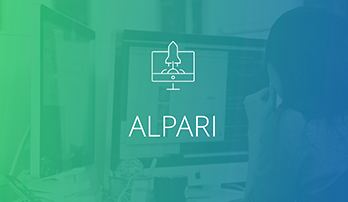"""Alpari"" marketing free Keynote"