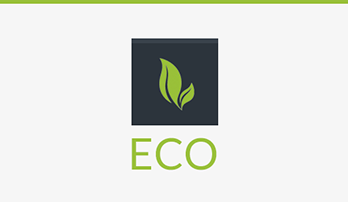 """ECO"" PowerPoint template"