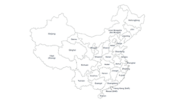 China map .key