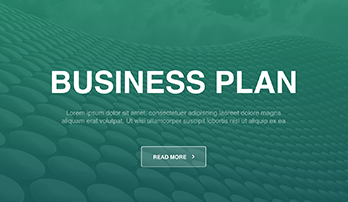 Business Plan free Keynote template