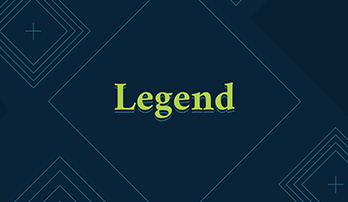 Legend free Keynote template