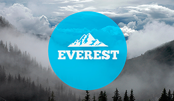 """Everest"" Keynote template"