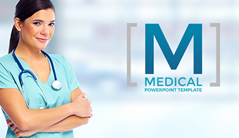 """Medical"" PowerPoint template"