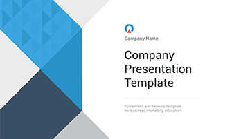 PowerPoint Company presentation templates