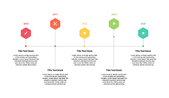 Timeline for PowerPoint