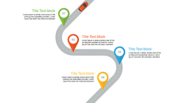 Roadmap template free download