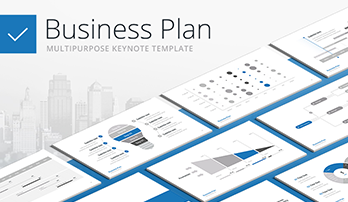 Business Plan – Multipurpose Keynote Template