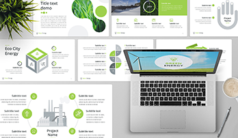Green Energy - PowerPoint Template