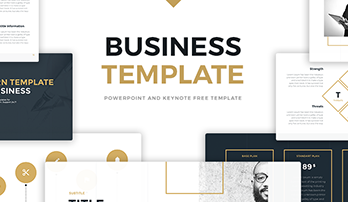 Business presentation slides free download