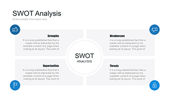 Company SWOT Analysis PowerPoint