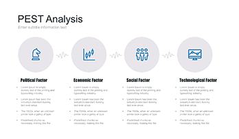 PEST analysis marketing for Keynote