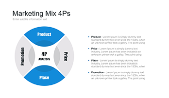 Marketing Mix Presentation Slides
