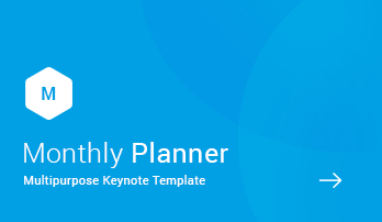 Weekly monthly planner template