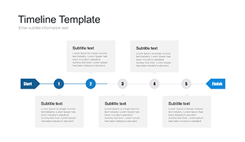 Timeline template for powerpoint free download now timeline powerpoint template toneelgroepblik Choice Image