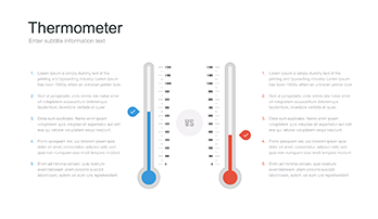 Free thermometer template
