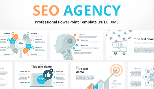 PowerPoint presentation SEO agency