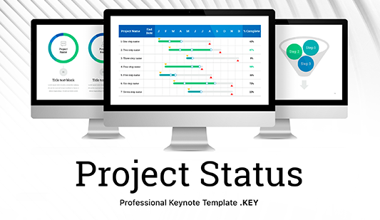 Project status reporting templates