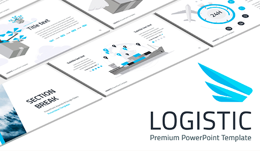 100 000 free powerpoint template download now free support 247 logistics management ppt presentation toneelgroepblik Choice Image