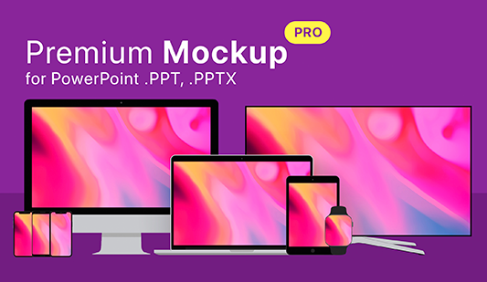 PowerPoint mockup template