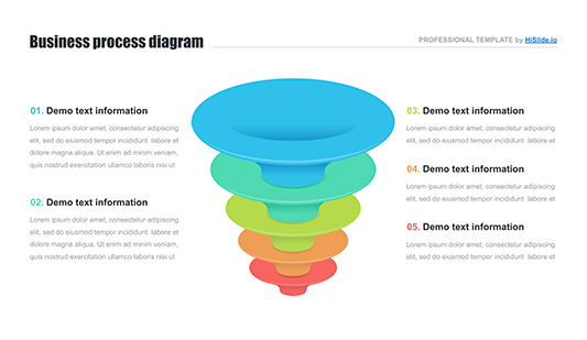Sales funnel design for Keynote