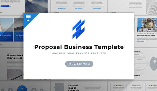 Keynote Business Proposal