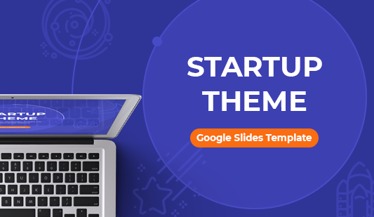 Startup presentations for Google slides