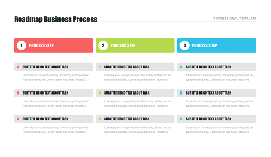 Business process management PowerPoint