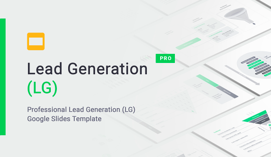 Lead Generation templates for Google Slides