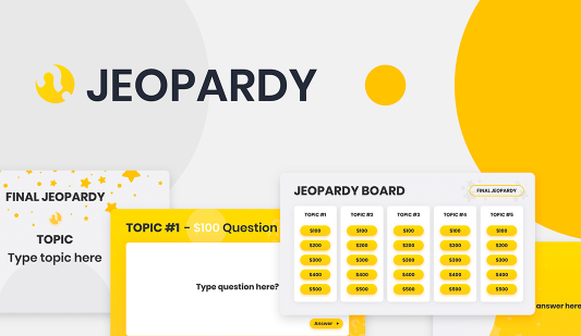 Jeopardy Keynote template for MAC