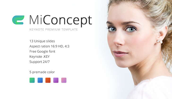 MiConcept Keynote Template