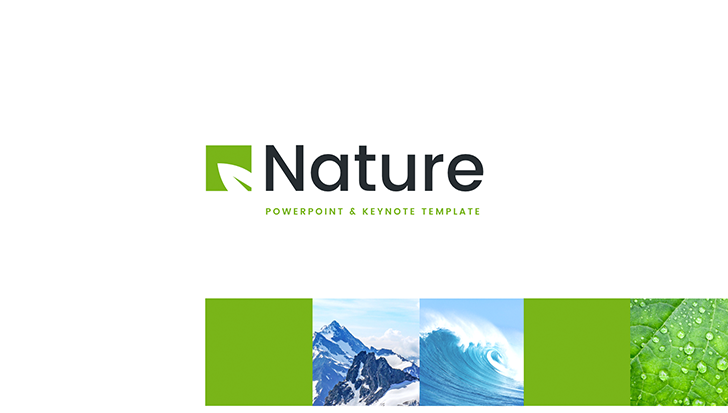 Nature PowerPoint templates