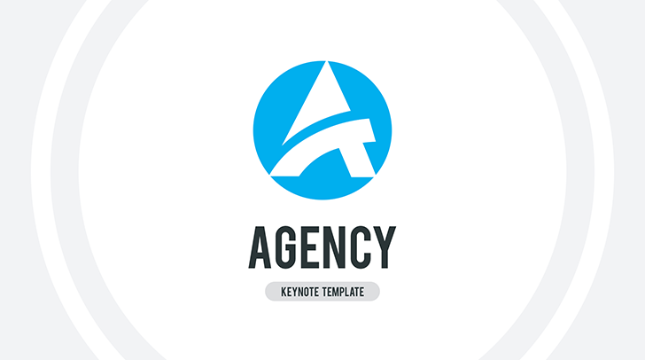 Agency free Keynote template
