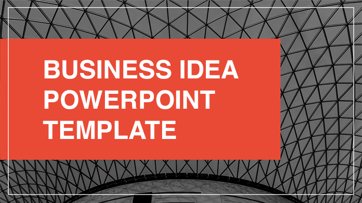 Business Idea Free PowerPoint Template