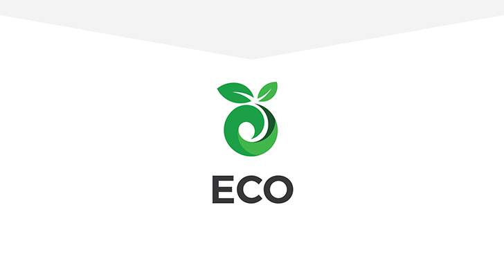 ECO free Keynote template