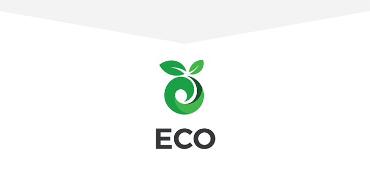 ECO free PowerPoint template