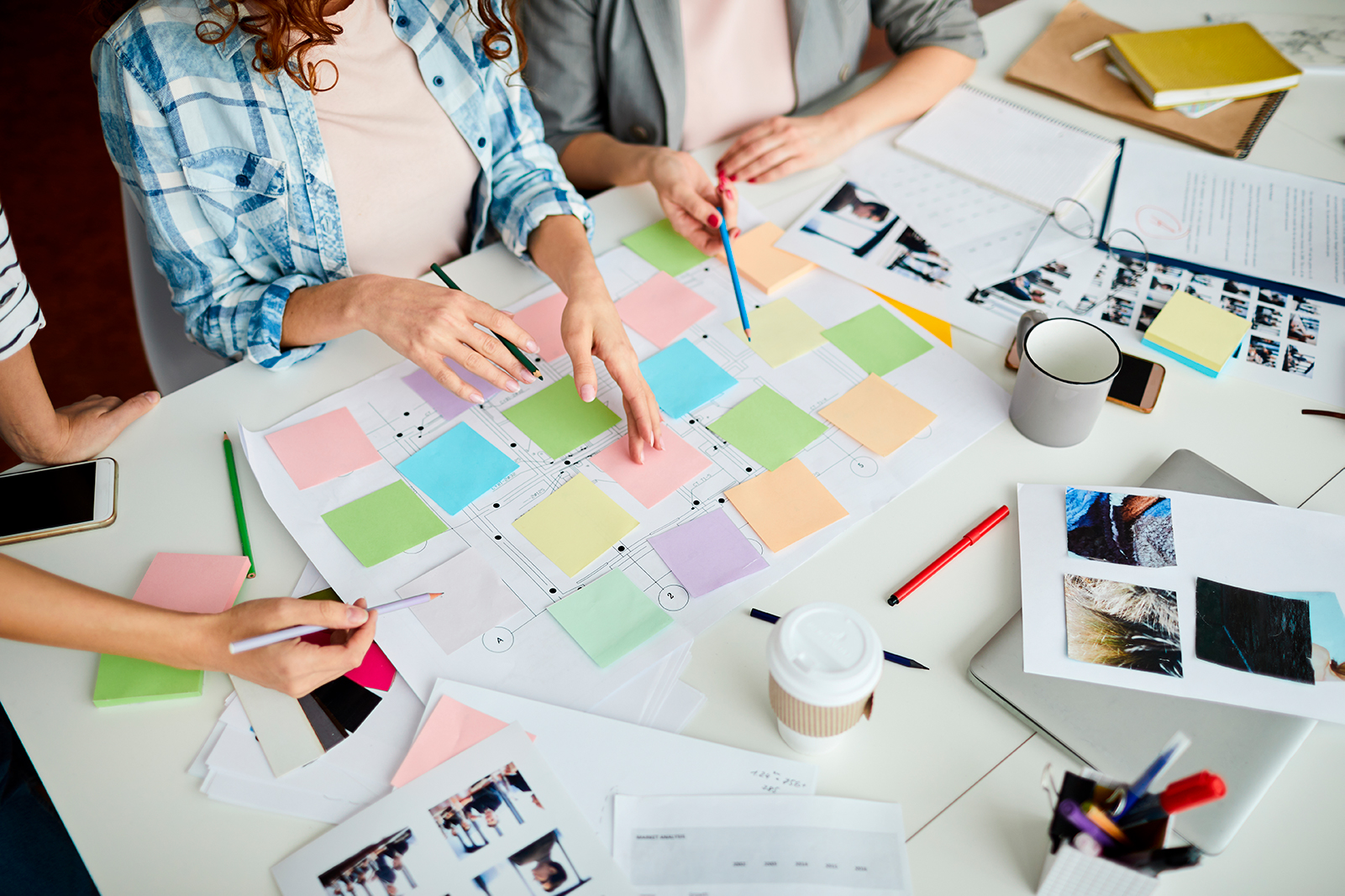 Road maps for Project Management