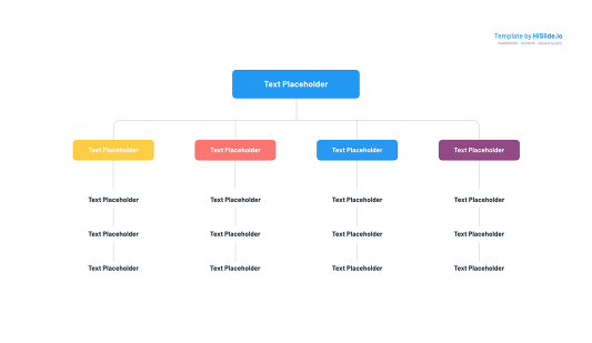 Free Powerpoint templates organizational structure