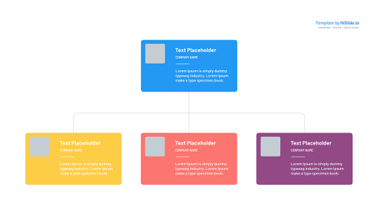 Org chart template for Powerpoint 2010