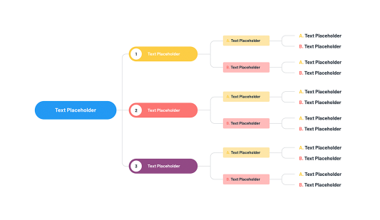 Keynote Org chart template MAC