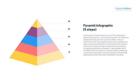 Pyramid Diagrams PowerPoint