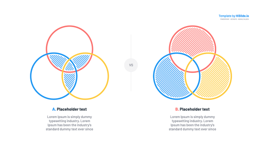 Free Venn Diagram on PowerPoint