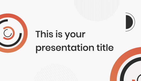 Iris PowerPoint Template